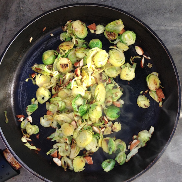 frying-brussel-sprouts-and-almonds-600px