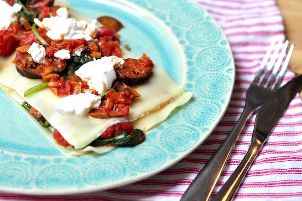 stove top lasagne landscape angle